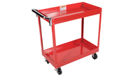 ASC8003-2 Shelf Service Cart with Side Handle